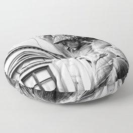 Polyxena Floor Pillow