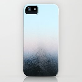 Misty Panes iPhone Case