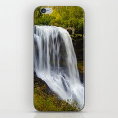 Silky waterfall iPhone & iPod Skin
