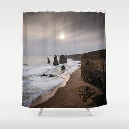 Twelve Apostles Shower Curtain