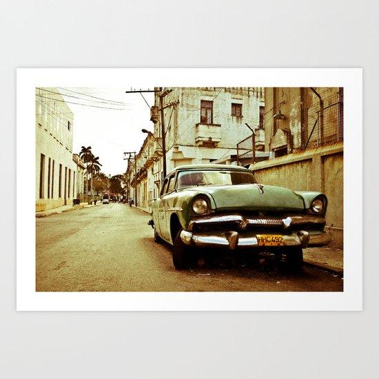 Cubanero Art Print