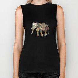Elephant - The Memories of an Elephant Biker Tank