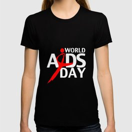 World Aids Day T-shirt