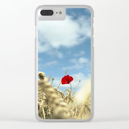 Popping up Clear iPhone Case