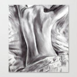 daylight, i woke up feeling like you wont play right Canvas Print