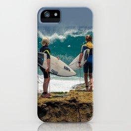 Grom 2: Surf Harder iPhone Case