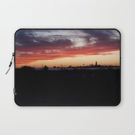 Southampton South Beach Sunset Laptop Sleeve