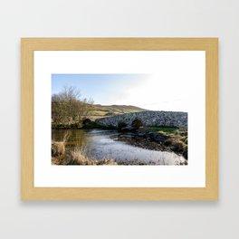 Oughterard - Quiet Man Bridge Framed Art Print