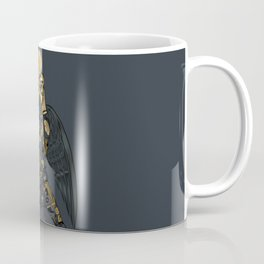 Late Night Egyptian Tales Ep. 5: Ra Coffee Mug