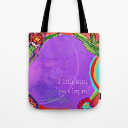 A little whimsy Tote Bag