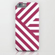 Geometric Pink iPhone 6s Slim Case
