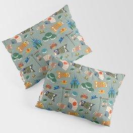 Koinobori Pillow Sham