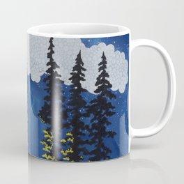 Red Tent Coffee Mug
