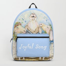 Spring Time Song Backpack
