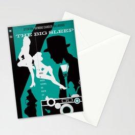 Hardboiled :: The Big Sleep :: Raymond Chandler Stationery Cards