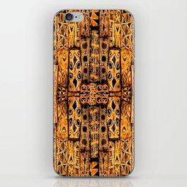 Pattern-417 iPhone Skin