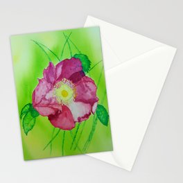 Parsons Wild Rose Stationery Cards