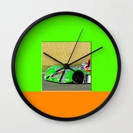 24 h de Le Mans - Peugeot Wall Clock