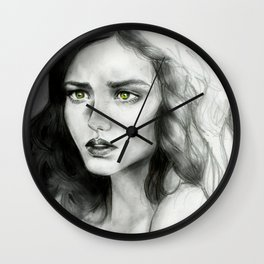 Tremendously Sorry Wall Clock