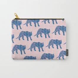 tiger walk Carry-All Pouch