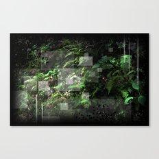 Smoky Mountain Jungle Canvas Print