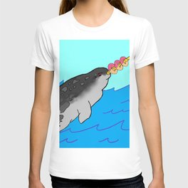 Gnarly-whal T-shirt