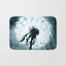 Dandelion Art 6 Bath Mat