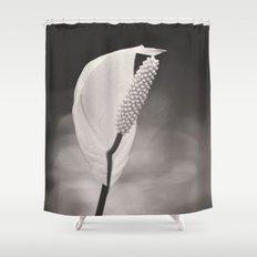 P E A C E Shower Curtain