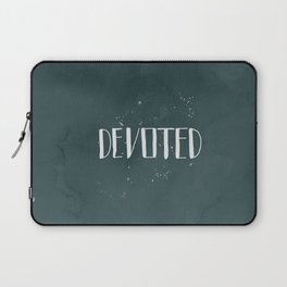 Devoted Themselves Laptop Sleeve