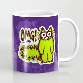 OMG CAT Coffee Mug