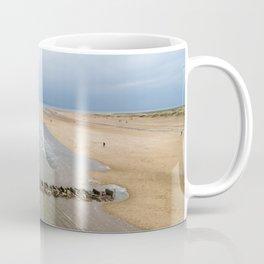 Talacre aerial 1 Coffee Mug