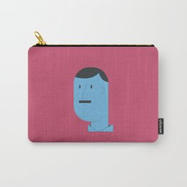 Mostachin Carry-All Pouch