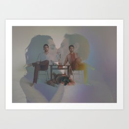Copeland tour 2019 Art Print