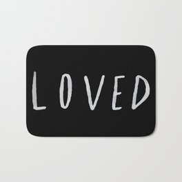 Loved II Bath Mat
