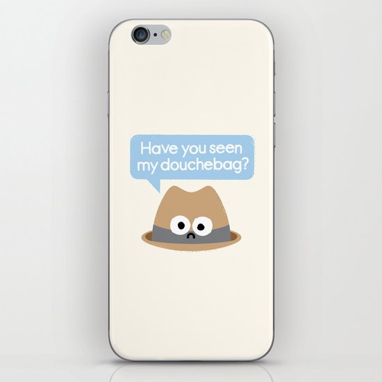 Missing Person iPhone & iPod Skin