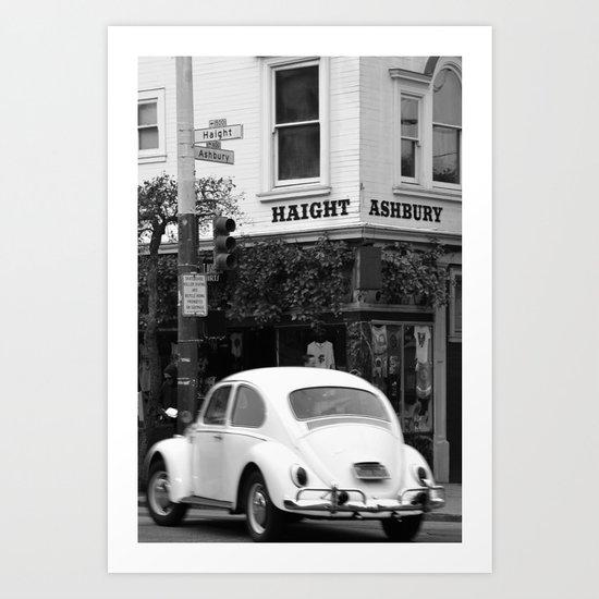Haight Ashbury Beetle by kwturner