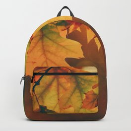 Autumn Leaf (Color) Backpack