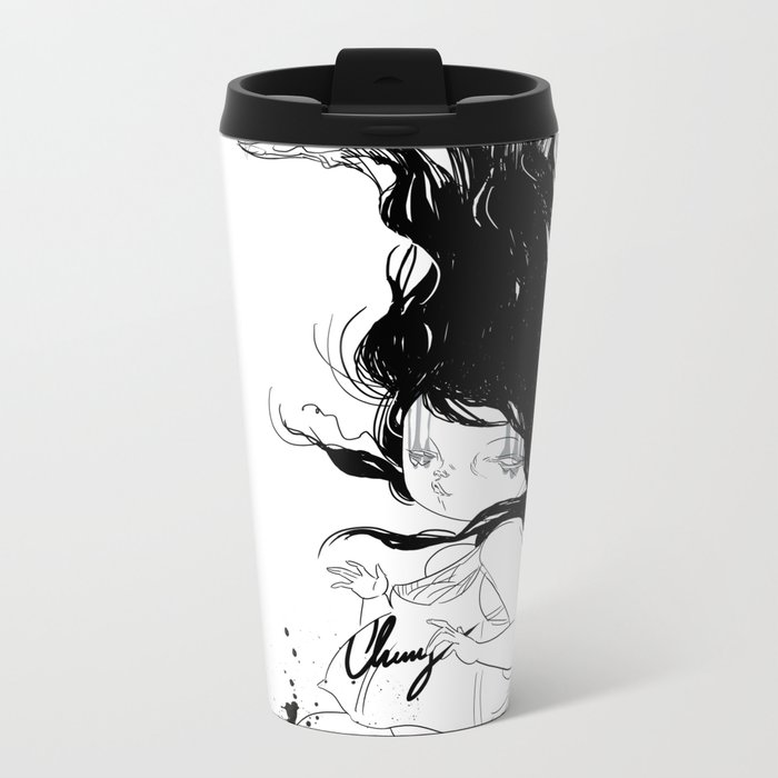 Plunge Metal Travel Mug