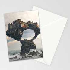 Precarious Stationery Cards
