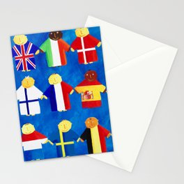 Euro Babies Stationery Cards