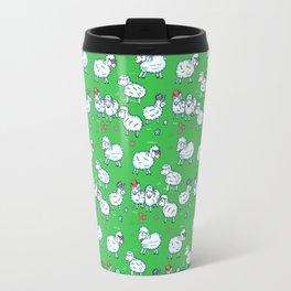 Counting sheep Travel Mug