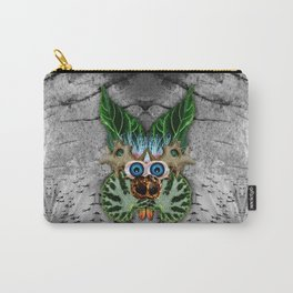 Begonia Being Carry-All Pouch
