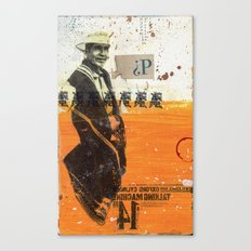 14 pesos Canvas Print