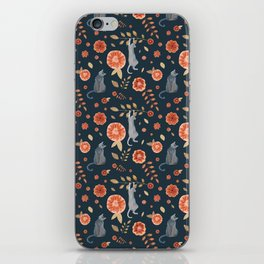 It's a cats' world! iPhone Skin