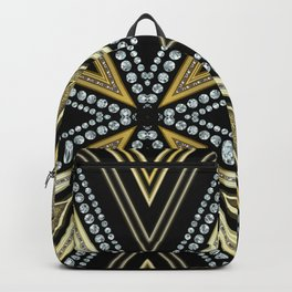 Glam Cross Star Backpack