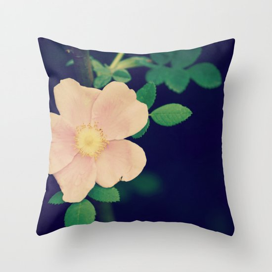 Perfectly Pretty Throw Pillow