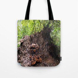 Transience in the Forest 3 Tote Bag