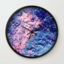 Kingdom of Ice Wall Clock