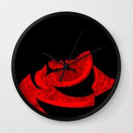 The Horror... The Horror... Wall Clock