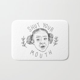 Erica Sinclair: Iconic Queen of Unapologetic Sass Bath Mat